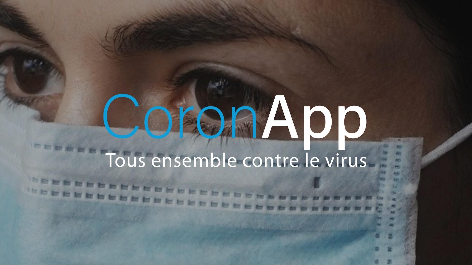 Coronavirus: n'utilisez pas CoronApp pour géolocaliser les malades en France