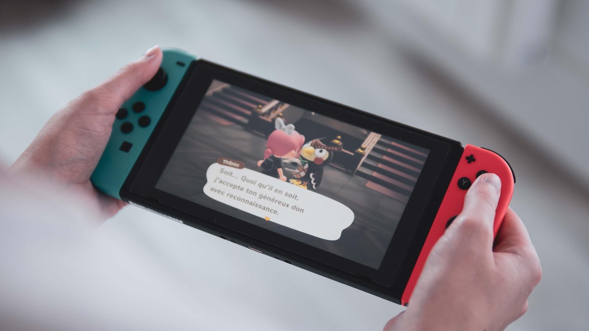 Nintendo confirme le hack de 160 000 comptes, mais estime ne pas être responsable