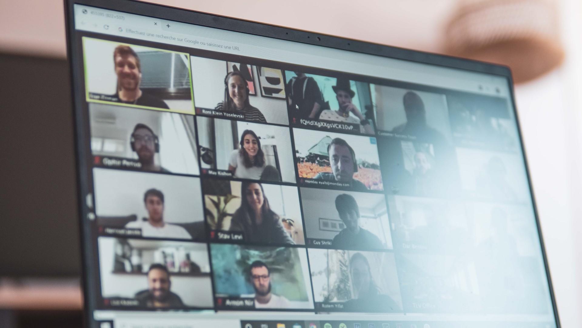 Zoom: des hackers créent de fausses réunions pour voler vos identifiants professionnels