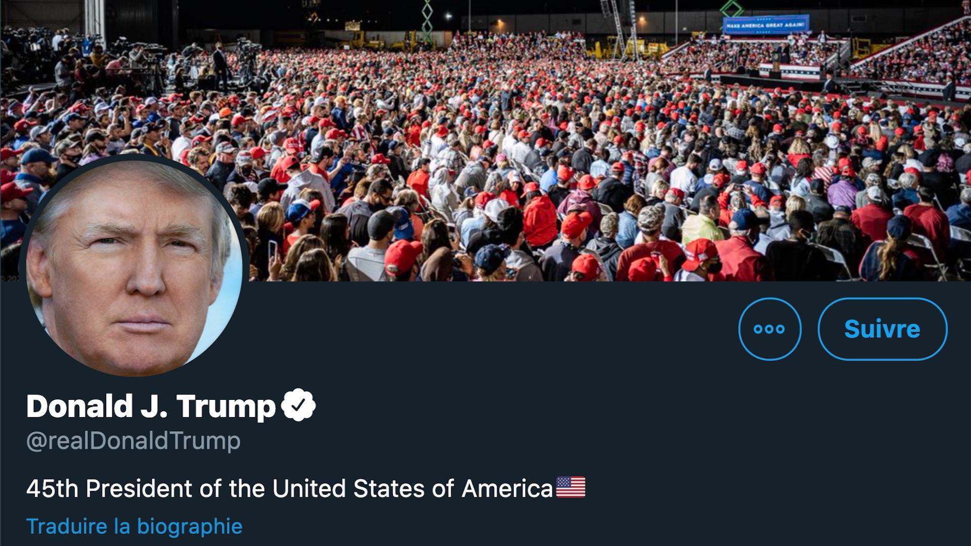 Un hacker réputé affirme s'être connecté au compte Twitter de Donald Trump