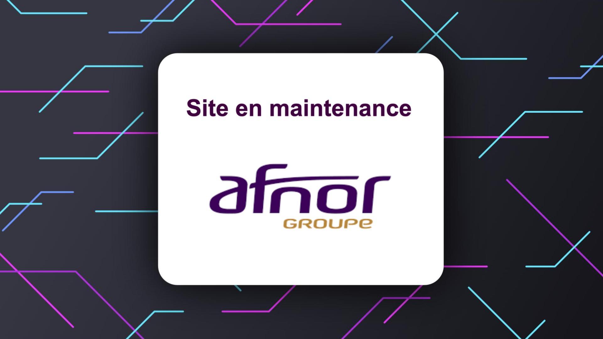 L'Afnor est victime d'une cyberattaque, ses sites ne fonctionnent plus - Cyberguerre